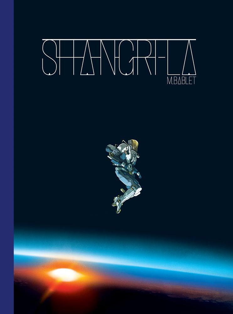 Shangri-La portada