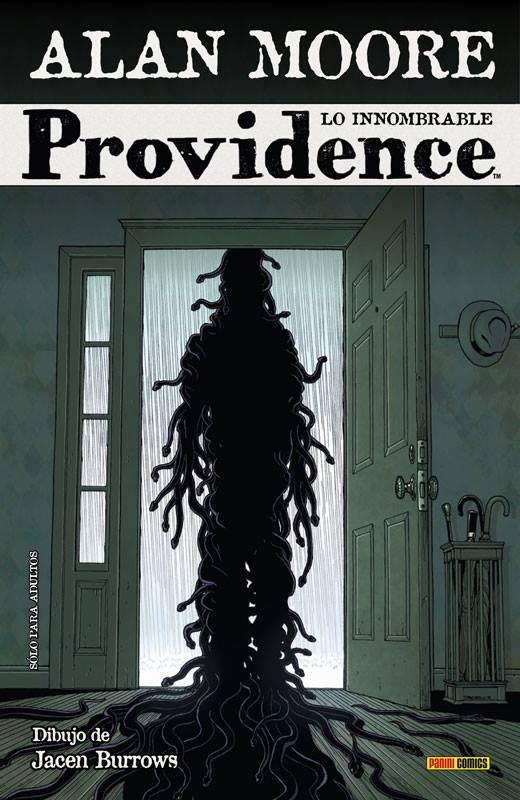 Providence nº3 portada