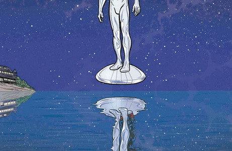 Estela Plateada: Poder Más Que Cósmico
