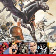 Grandes Autores de Wonder Woman: Greg Rucka – De piedra
