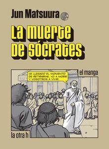 La muerte de Sócrates, el manga