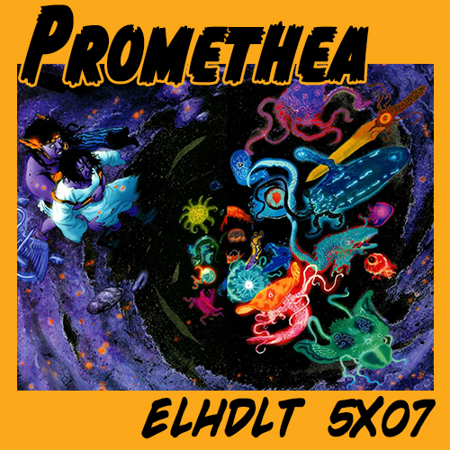 Podcast especial dedicado a Promethea