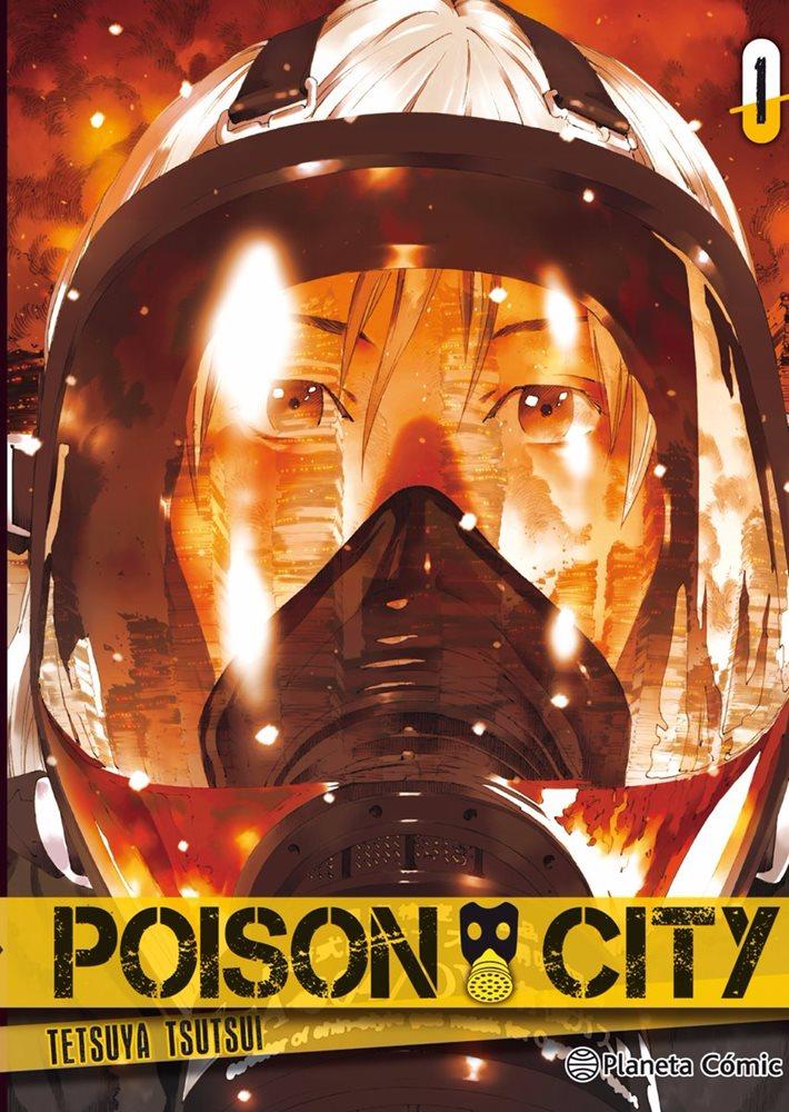 Poison City portada
