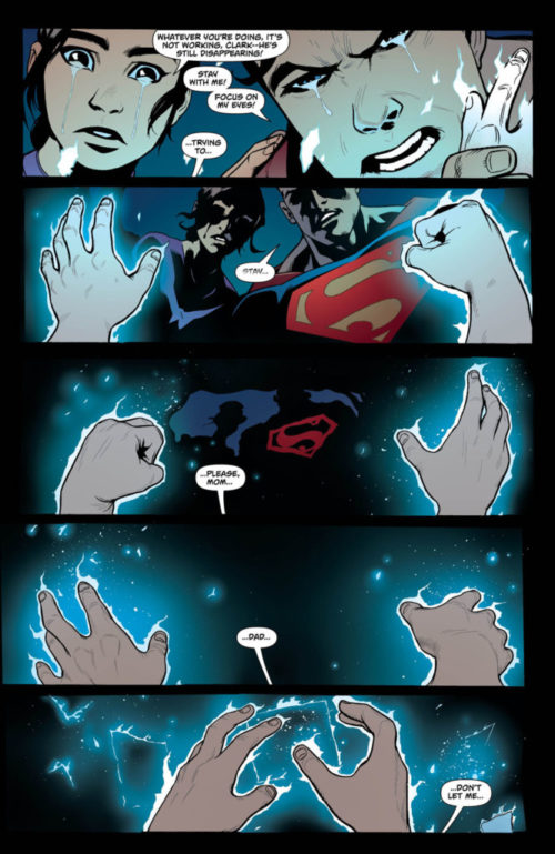Superman Renacido