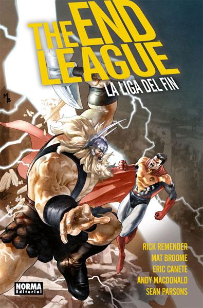 the end league la liga del fin