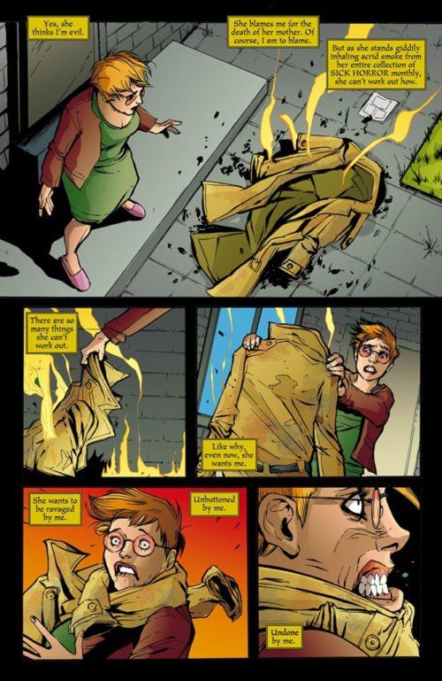 Hellblazer de Peter Milligan 3