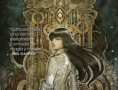 Monstress: Despertar, de Liu & Takeda