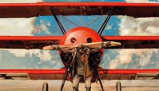 Barón Rojo (Integral), de Pierre Veys y Carlos Puerta.
