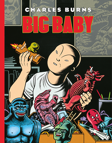 charles burns big baby