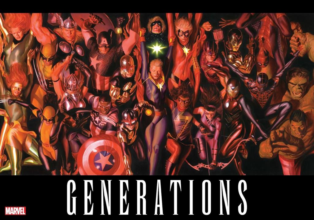 generaciones generations poster