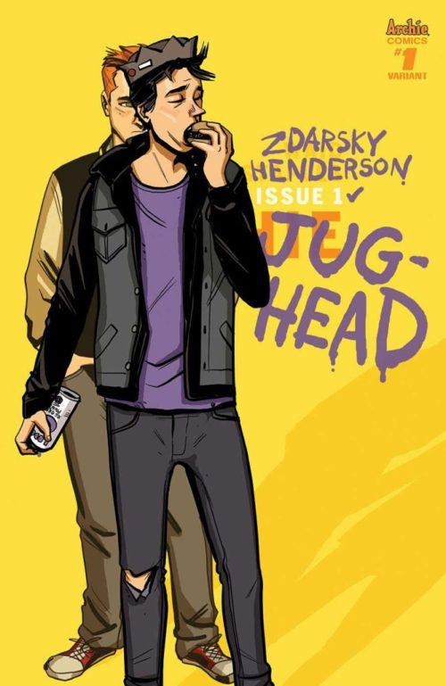 jughead 1 variant
