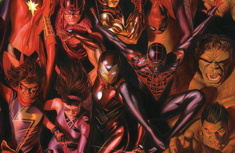 100% Marvel HC. Generaciones