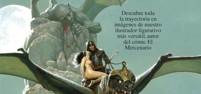 De oficio: Ilustrador, de Vicente Segrelles. Con cómic de regalo.