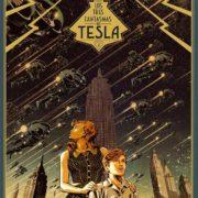 Los tres fantasmas de Tesla 1: El misterio Shtokaviano, de Marazano y Guilhem.