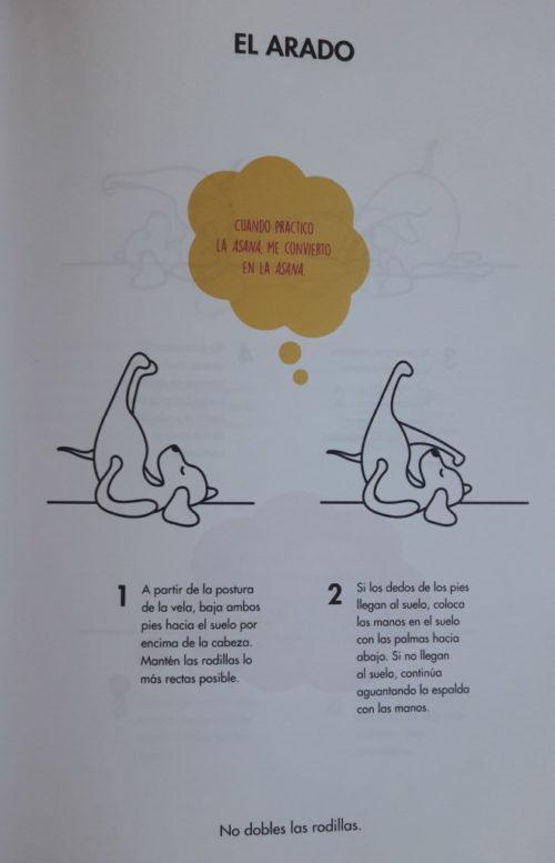 El libro del yoga del perrito Om