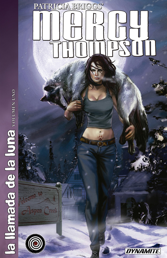 Mercy Thompson portada