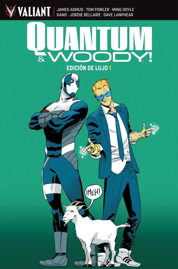 Quantum & Woody 1
