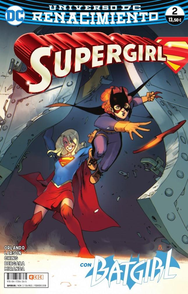Supergirl 2 zona fantasma