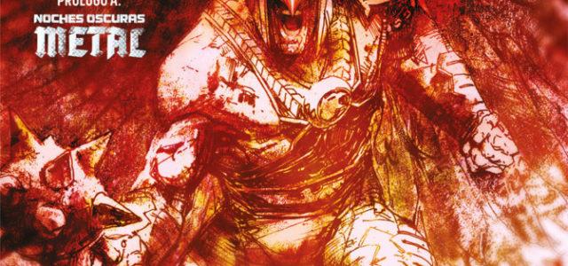 La muerte de Hawkman