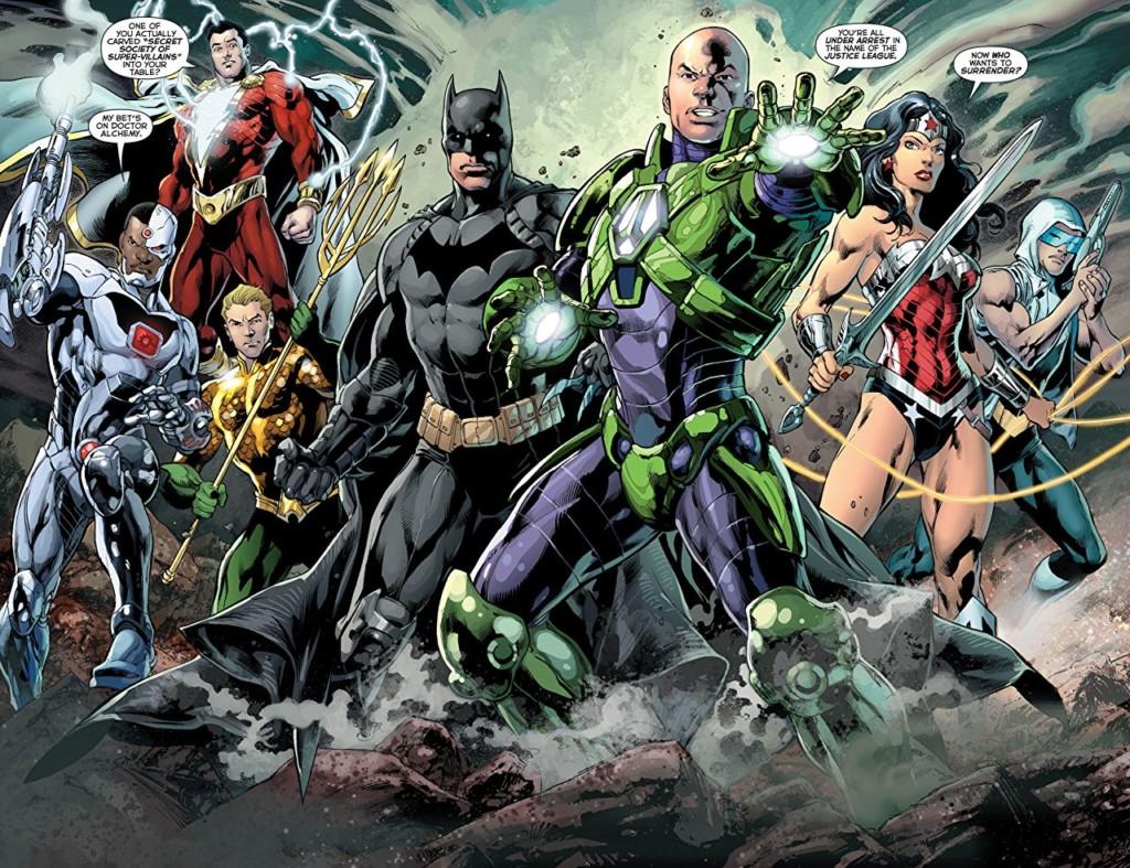 Liga de la Injusticia