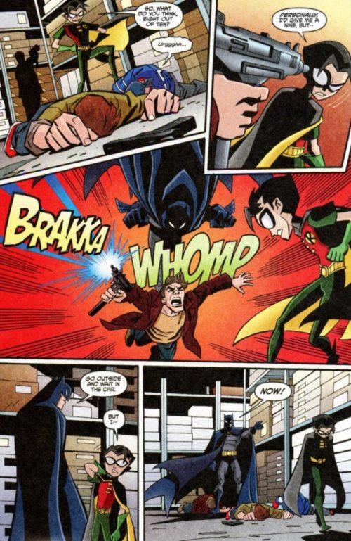 aventuras de Harley Quinn