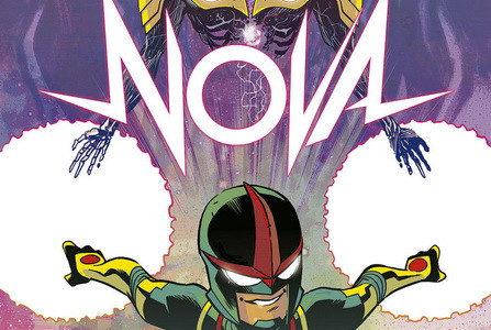 100% Marvel. Nova 8: Resurrección