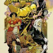 100% Marvel HC. Power Man y Puño de Hierro 3. Arde Harlem