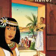En las Tierras de Horus, de Isabelle Dethan.