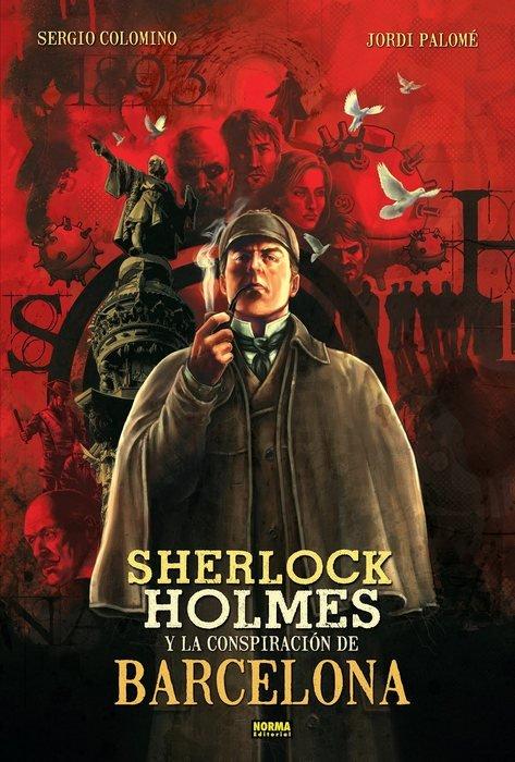Sherlock Holmes, de Sergio Colomino y Jordi Palomé