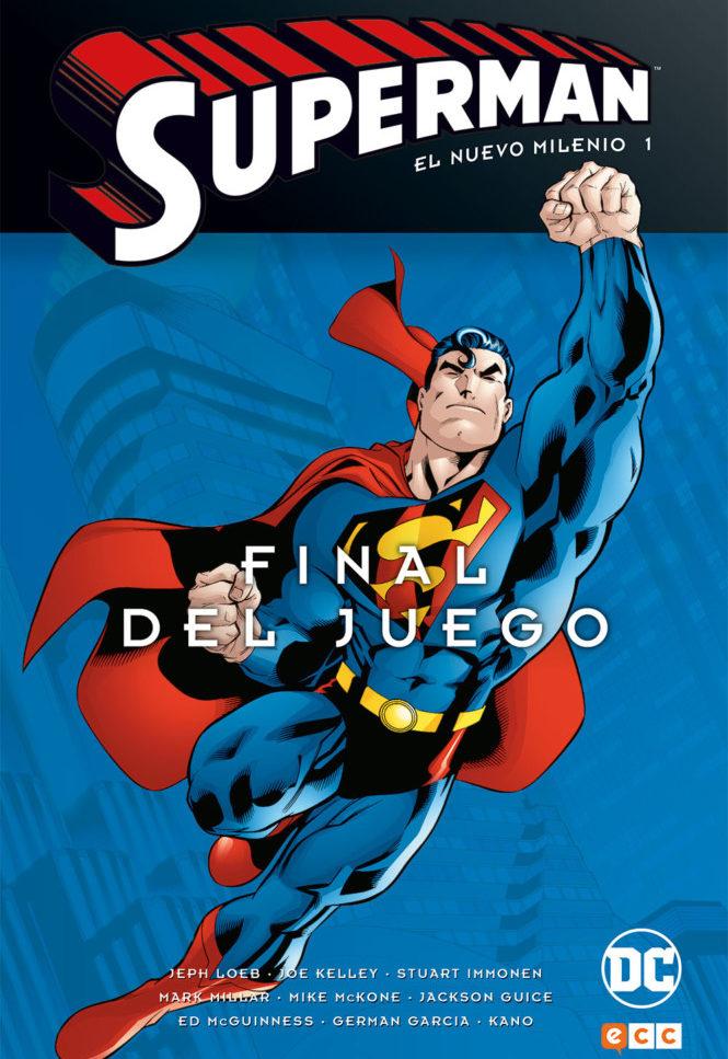 Superman: El nuevo milenio nº1 – Final del juego