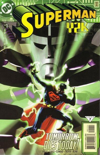 superman el nuevo milenio y2k