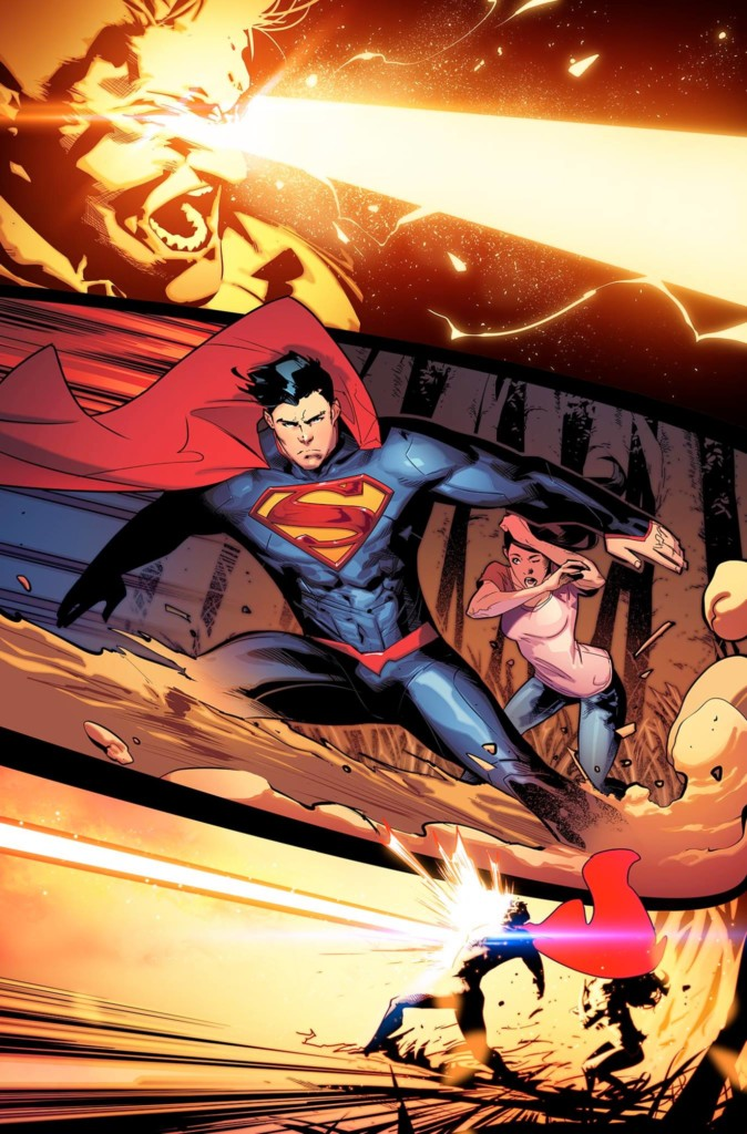 últimos días de superman