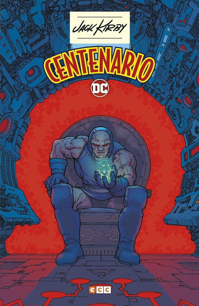 Jack Kirby - Centenario portada