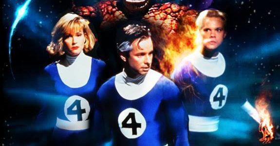 ¡Viñetas y… acción! 4: The Fantastic Four