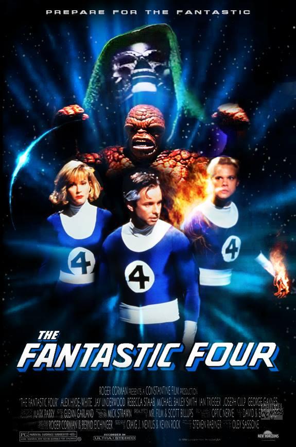 the fantastic four corman