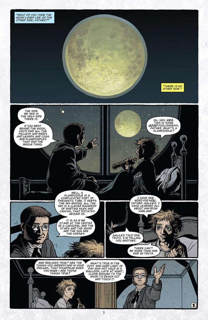 Locke & Key: Cielo y Tierra - Abre la luna