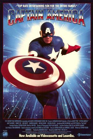 Capitán América publi