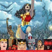 GG. AA. Wonder Woman Phil Jiménez: La Tierra de los Perdidos