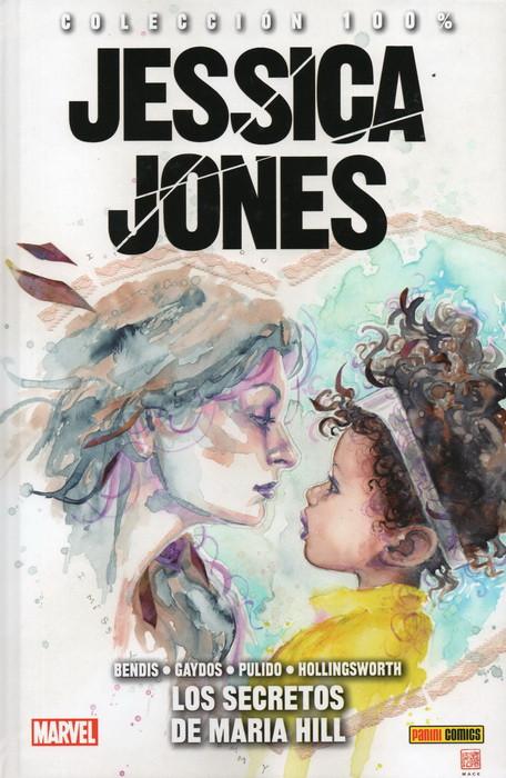 100% Marvel JC. Jessica Jones 2: Los Secretos de Maria Hill