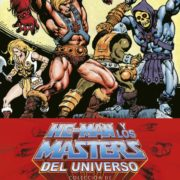 He-Man y los Masters del Universo, Colección de Minicómics Vol.1