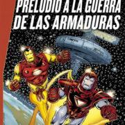 Marvel Gold Iron Man: Preludio a la Guerra de las Armaduras