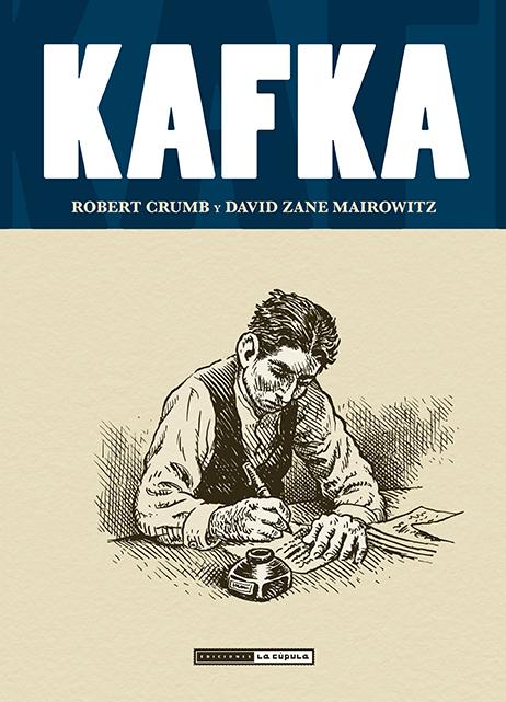 Novedades La Cúpula marzo 2018 - Kafka