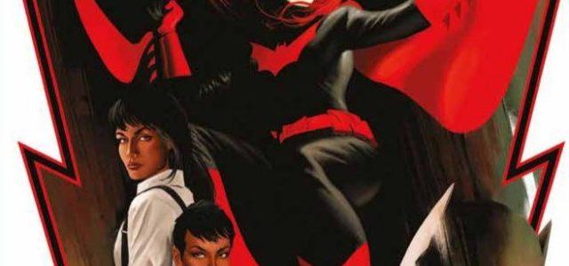 Batwoman nº1 (Renacimiento)