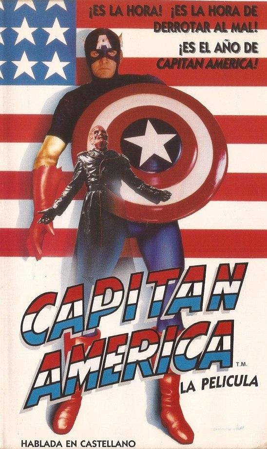capitán américa castellano