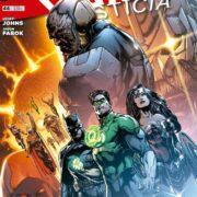 Liga de la Justicia: La guerra de Darkseid – Parte 1