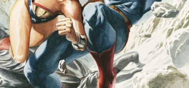 Grandes Autores de Wonder Woman: Greg Rucka – Sacrificio