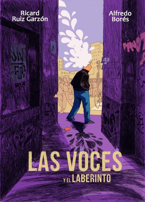 Novedad Sapristi marzo 2018: Las voces y el laberinto