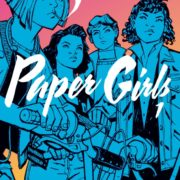 Paper Girls, tomo recopilatorio 1.