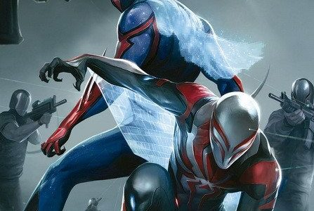 100% Marvel. Spiderman 2099 nº6 – Apocalipsis Soon