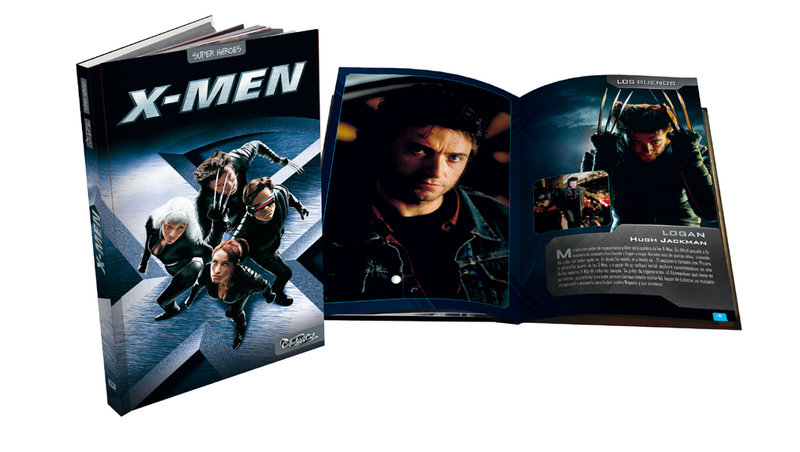 x-men collector's cut